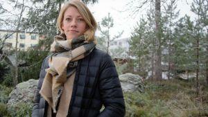 bildningsdirektör Denice Vesterback