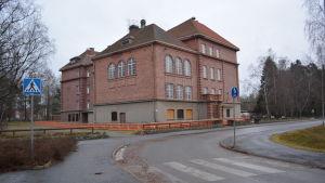 Ristikarifastigheten i Jakobstad.