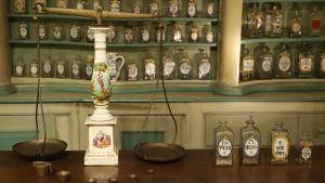 Tyska apoteksmuseet i Heidelberg