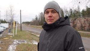 Tuomas Vasama är enhetschef vid Nylands NTM-central.