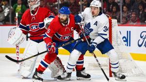 Det nuvarande slutspelssystemet möjliggör inte en finalserie mellan Montreal och Toronto.