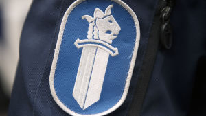 Polisuniformens symbol.