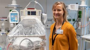 Heidi Auno, apulaisosastonhoitaja, Tays Syntymäpaikka