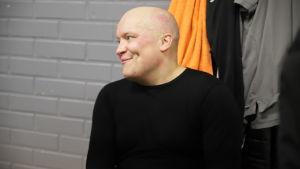 HPK Liiga oy:n toimitusjohtaja Antti Toivanen.