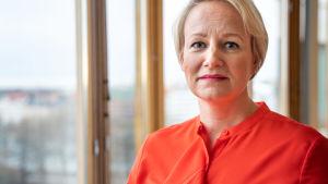 Anette Eriksson, portföljförvaltare på KEVA