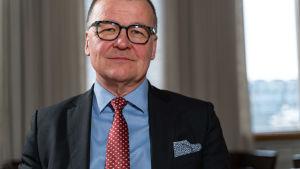 Timo Viherkenttä, Statens pensionsfond