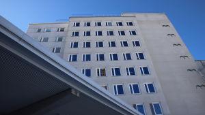 vaasan keskussairaala ulkokuvaa