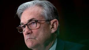 Den amerikanska centralbankens chef Jerome POwell utsågs till sin post av Donald Trump, som ändå har kritiserat honom upprepade gånger.