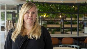 Heli Sitari, toimintaterapeutti, palvelupäällikkö, Medifamilia Oy