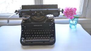 Gamlla skrivmaskin