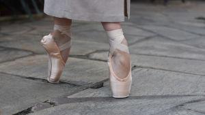 balettskor.