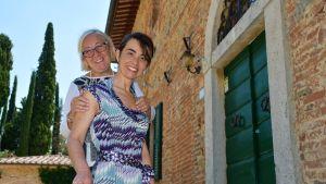 Donatella Cinelli Colombini och Violante Gardini driver två vingårdar med enbart kvinnor som anställda och siktar högt.