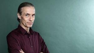 Den svenska tecknaren och illustratören Peter Bergting.
