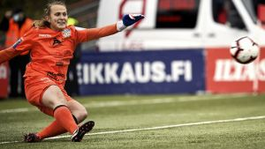 Anna Tamminen, Åland United