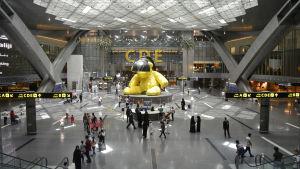 Hamadin kansainvälinen lentokenttä Dohassa