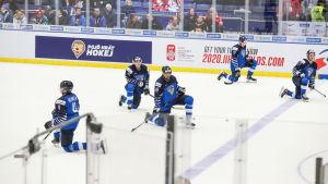 Finland jagar revansch