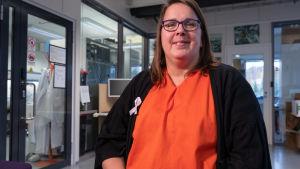 borreliaforskaren Leona Gilbert