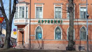Apoteket i Lovisa centrum