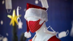 Också under julen måste man skydda sig mot virus