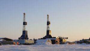 Oljeborrning i Alaska