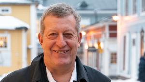 Patrick Wackström, vd för Borgå Energi