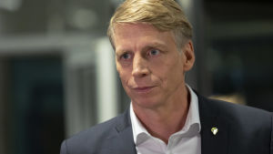 Per Bolund, Miljöpartiet i Sverige.