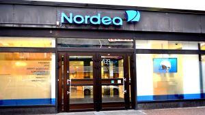 Nordeas bankkontor i Borgå