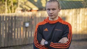 Porträttbild på Tuomas Puputti.