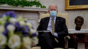 USA:s president Joe Biden