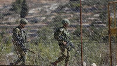 Tre israeliska bosattare dodade