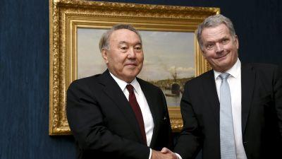 Finska presidentens man