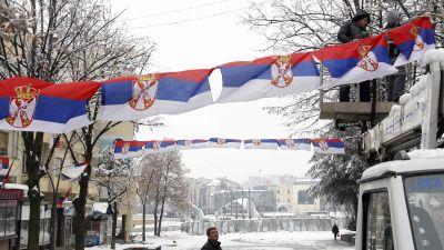 Serbien betraktar kosovo som sitt