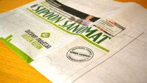 Sipoon Sanomat övergår till tabloidformat den 6 november 2014.