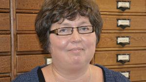 Tina Nordman är tjänsteman i Raseborg.