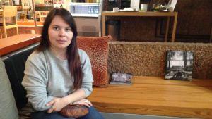 Det samiska språket är en viktig del av identiteten, säger Káren-Ann Hurri.