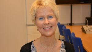 Birgita Udd är ungdomsarbetsledare i Karis-Pojo församling.