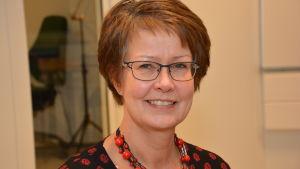Kristina Gröning-Johansson är socialarbetare vid raseborgs familjecenter.