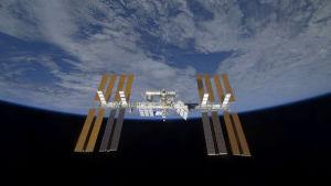 Kansainvälinen avaruusasema ISS