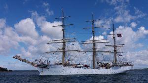 Fartyget Sörlandet.