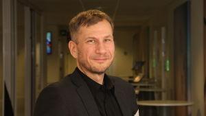 Reidar Wasenius är vd för FIBAN.