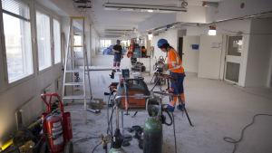 vesijohtotyö, putkityöt,korjausrakentaminen