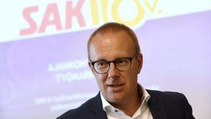 FFC:s ordförande Jarkko Eloranta.