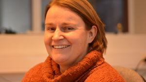 Susanne Ekström i Sjundeå.