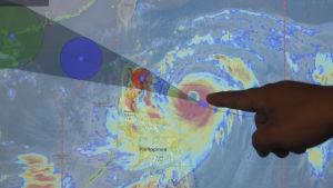 Väderprognos för Filippinerna