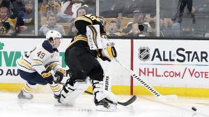 Tuukka Rask är ishockeymålvakt.