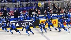 Finland är klart för semifinal i VM 2019.