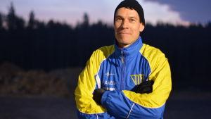 Porträttbild på Dan Öhman.