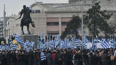 Makedonien oppnar for namnbyte