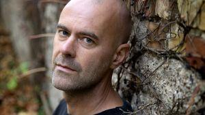Den svenska författaren Patrik Svensson.
