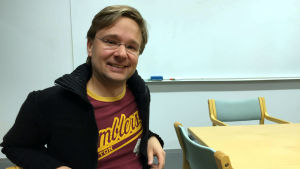 Jan Wennström är informationssäkerhetschef vid Åbo Akademi.